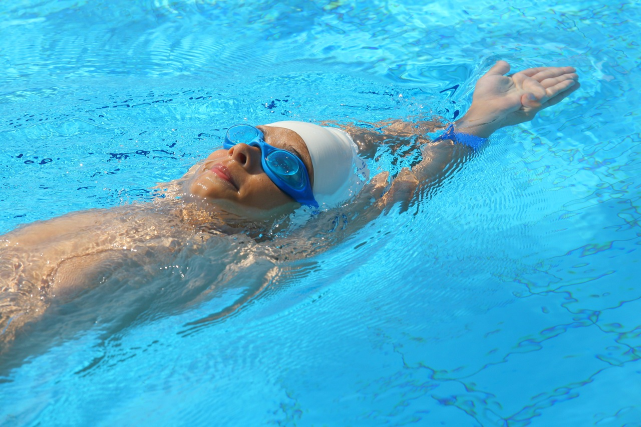 Plavecký tábor pre deti