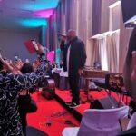 Vystúpenie Rytmusa počas Cigánskeho bálu 2020 v x-bionic sphere