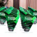 Trofeje Darts Slovak Open 2020 v x-bionic sphere