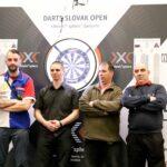 Darts Slovak Open 2020 v x-bionic sphere