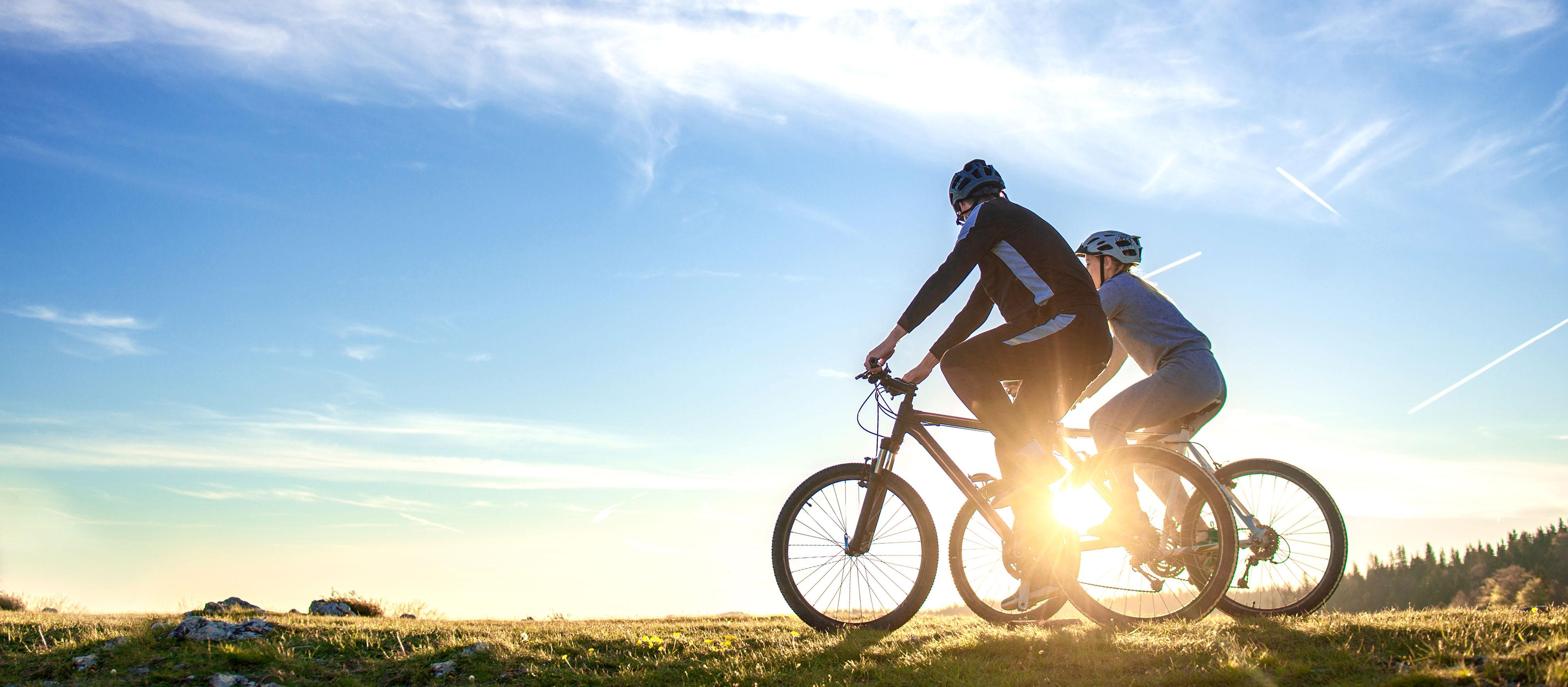 Bicyklovanie ako súčasť pobytového balíčku v X-BIONIC HOTEL