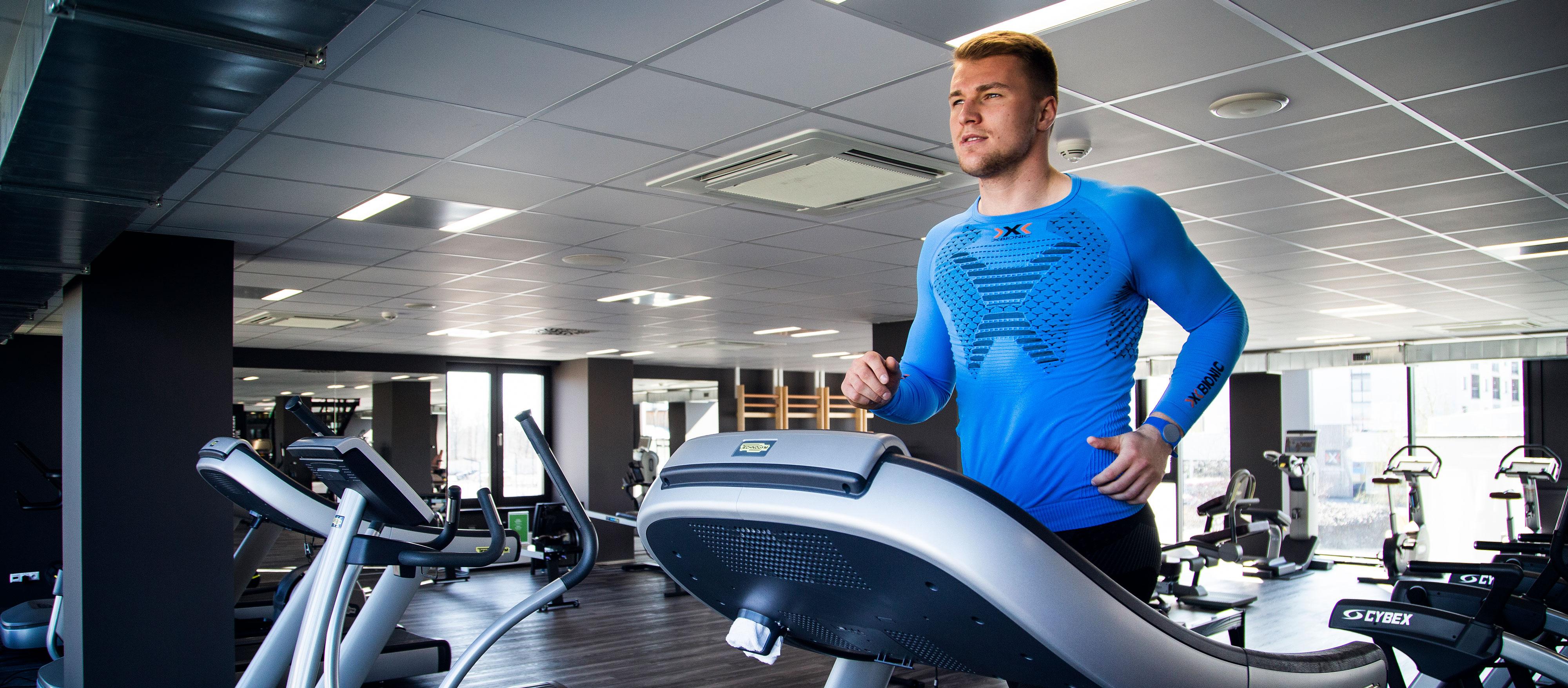 Najväčšie fitness centrum Gym v x-bionic sphere