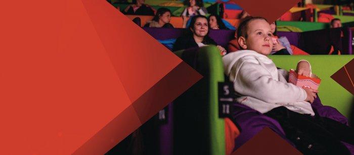 Filmy a rozprávky v Tuli Cinema