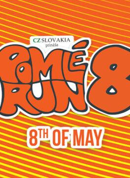 8. mája Pomlé Run 8