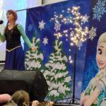 Frozen - predstavenie Ľadové kráľovstvo v x-bionic sphere