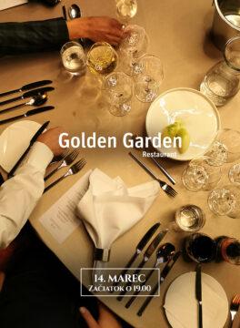 Výnimočné večere v Golden Garden